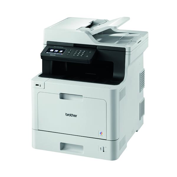 Brother DCPL8410CDW Colour Laser MultifunctionalPrinter