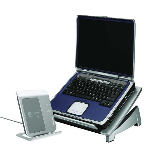Fellowes Office Suites Laptop Riser Black/Grey 8032006