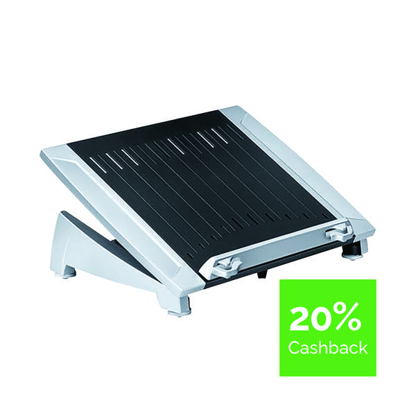 Fellowes Office Suites Laptop Riser Plus Black/Silver 8036701
