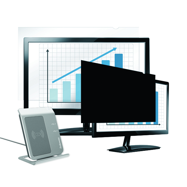 Fellowes PrivaScreen Privacy Filter 20.1in 4801202
