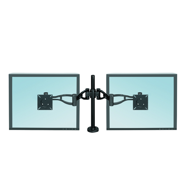 Fellowes Professional Series Dual Monitor Arm 8041701