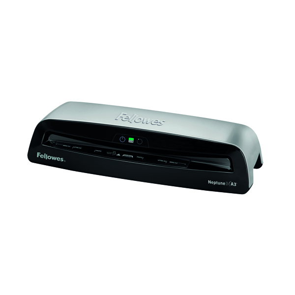 Fellowes Neptune 3 A3 Laminator (Suitable for pouches up to 2 x 175 Micron)