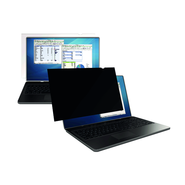 Fellowes 14inch Privacy Filter 35.56cm Edge to Edge 4819301