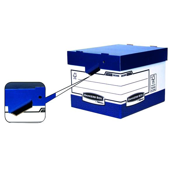 Fellowes Bankers Box Heavy Duty Ergo Box Buy 1 Get 1 Free BB810473