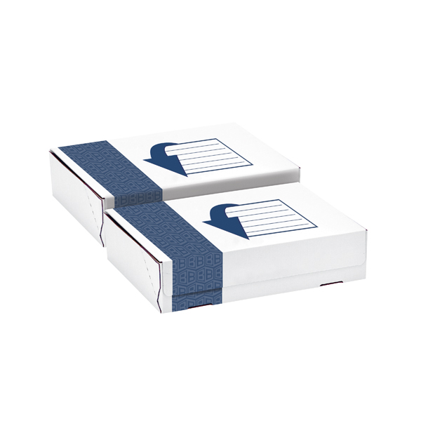 Bankers Box Heavy Duty Mailing Box 74x315x219mm (Pack of 20) BOGOF