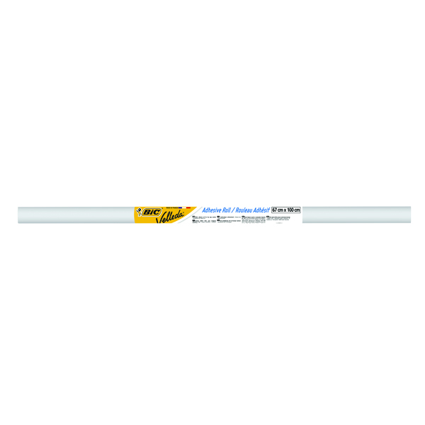 Bic Velleda Adhesive Whiteboard Roll 670 x 1000mm 870493