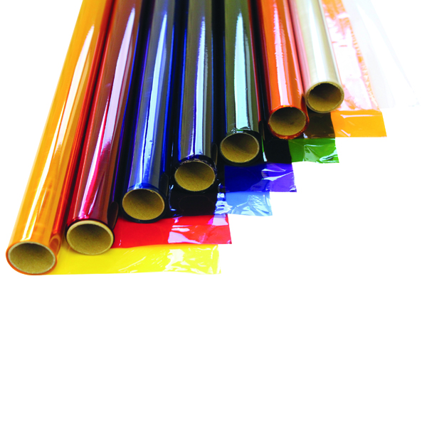 Bright Ideas Cellophane Assorted (Pack of 7) BI2608