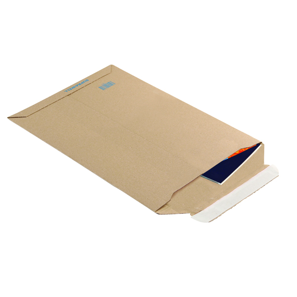 Blake Corrugated Board Envelopes 490 x 330mm A3Plus (Pack of 100) PCE70