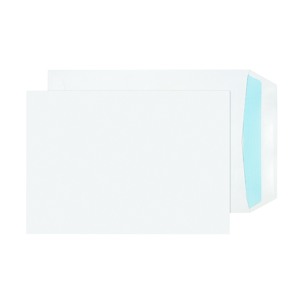 Evolve Recycled C5 Envelopes Self Seal 100gsm White (Pack of 500) RD7893