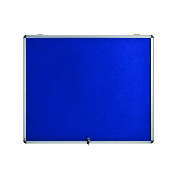 Bi-Office Fire Retardant Internal Display Case 1310x903mm ST390101150
