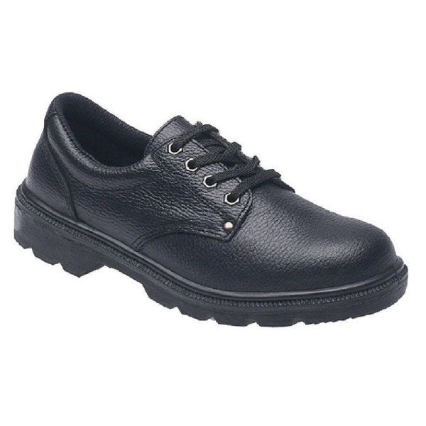 Briggs Industrial Products Toesavers s1p Safety Shoe Size 4 Black 2414