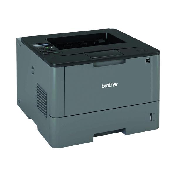 Brother Mono HL-L5000D Grey Laser Printer HL-L5000D