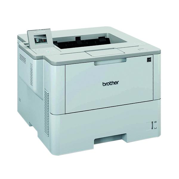 Brother Mono HL-L6300DW Grey Laser Printer HL-L6300DW