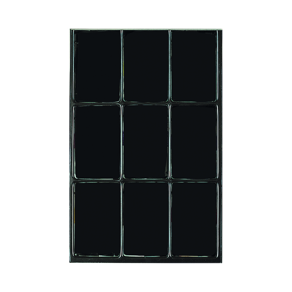 Bisley Multi Drawer Insert Tray Plastic 9 Compartments 226P5