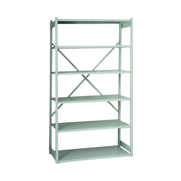 Bisley Shelving Bracing Kit W1000mm Grey 10ESEBK-AT4