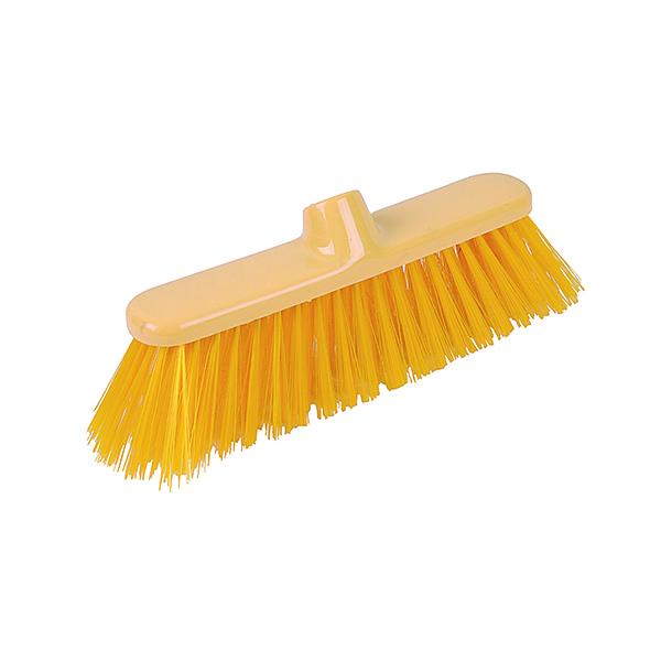 Soft Broom Head 30cm Yellow (Designed for Universal Handle) P04050