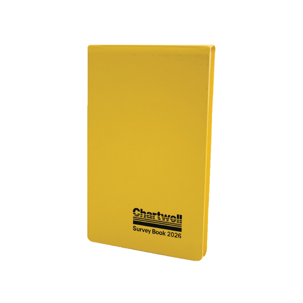 Exacompta Chartwell Lined Weather Resistant Field Book 130x205mm 2026