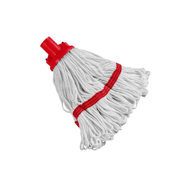 180g Hygiene Socket Mop Head Red 103061RD