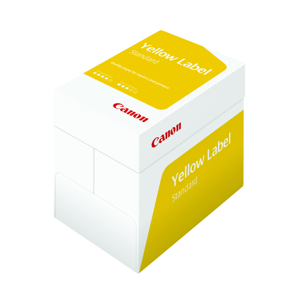 Canon A4 Label Standard Paper 80gsm Yellow 97003515