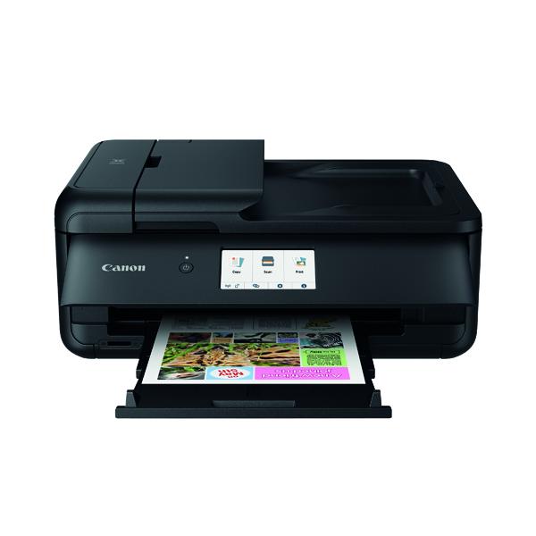 Canon PIXMA TS9550 A3 All-in-One Inkjet Printer Black CO11762