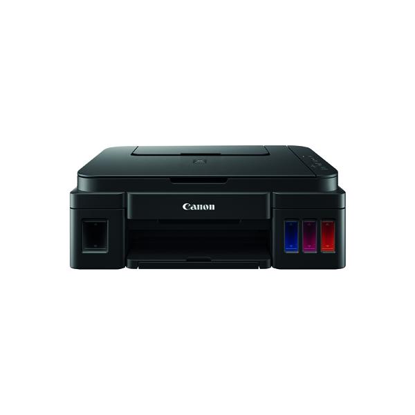 Canon PIXMA G2501 Inkjet Multifunction Printer 0617C042