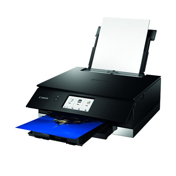 Canon PIXMA TS8350 BK AIO Printer 3775C008
