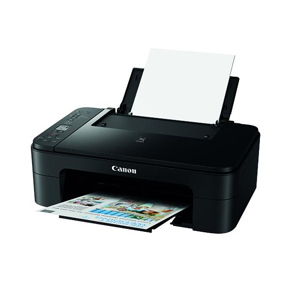 Canon PIXMA TS3350 BK AIO Printer 3771C008