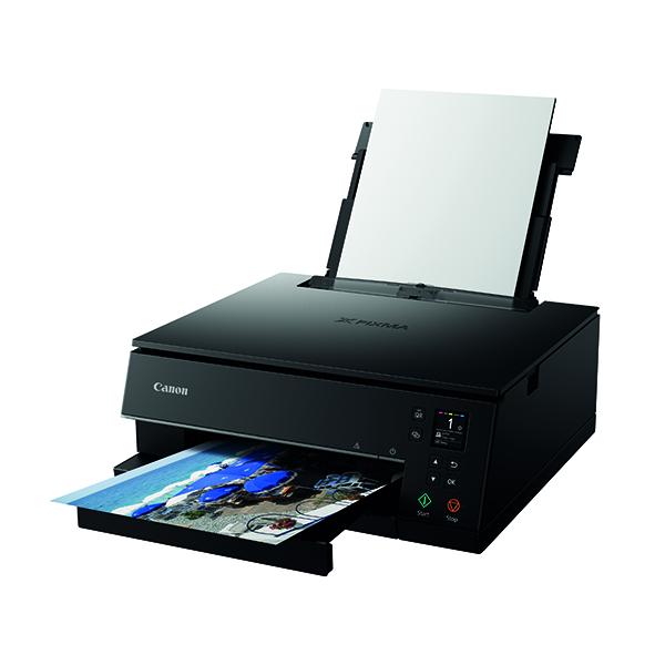 Canon PIXMA TS6350 BK AIO Printer 3774C008