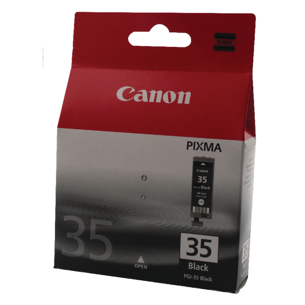 Canon PGI-35BK Black Ink Cartridge 1509B001