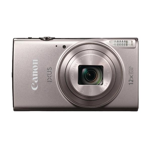 Canon IXUS 285 Digital Camera Silver 1079C007