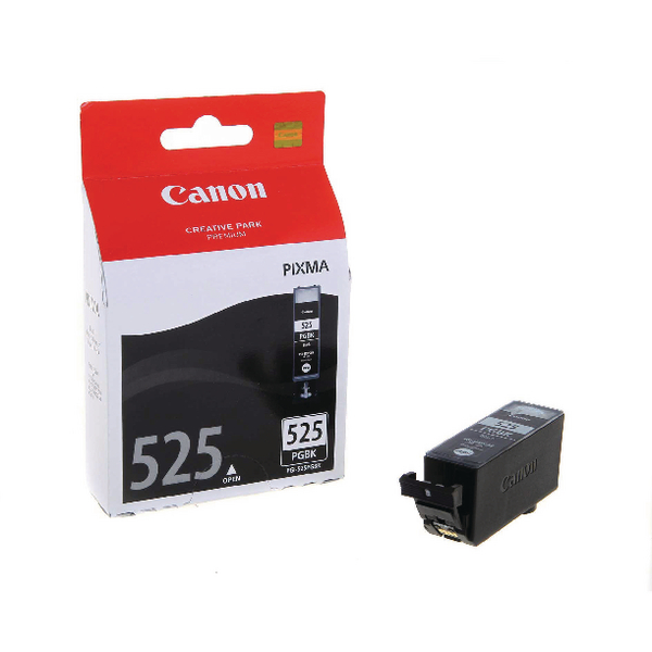Canon PGI-525PGBK Pigment Black Ink Cartridge 4529B001