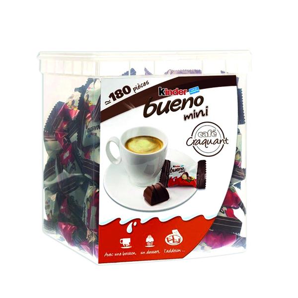 Kinder Bueno Mini (Pack of 180) 0401168