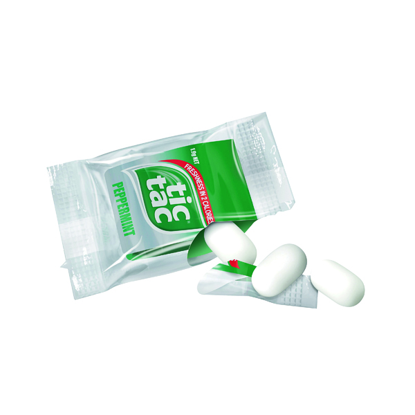 Tic Tac Mini 4 Pieces (Pack of 1000) 0401169