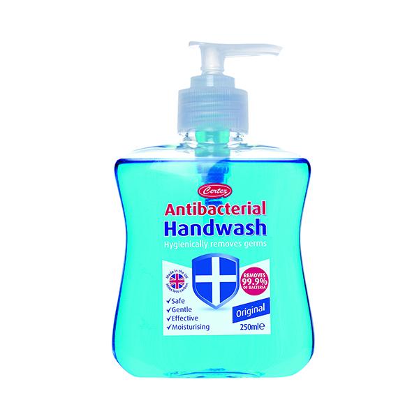 Carex Antibacterial Hand Wash 250ml (Pack of 2) KCWMAS/2