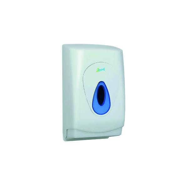 2Work Bulk Pack Toilet Tissue Dispenser CPD97304