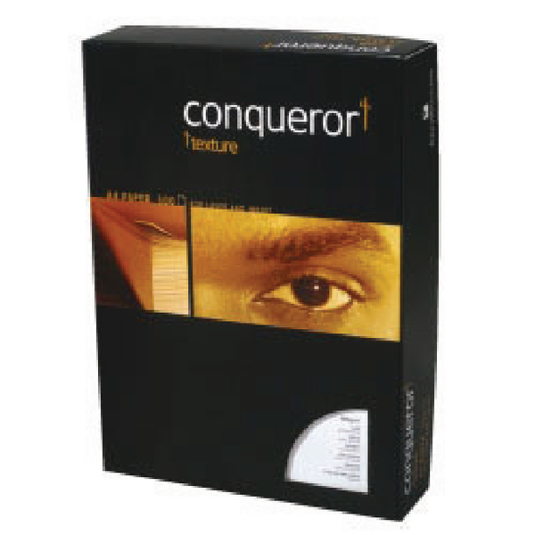 Conqueror Paper Laid Cream A4 100gsm Ream (Pack of 500) CQP0324CRNW