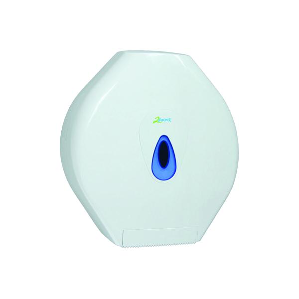 2Work Standard Jumbo Toilet Roll Dispenser CT34025