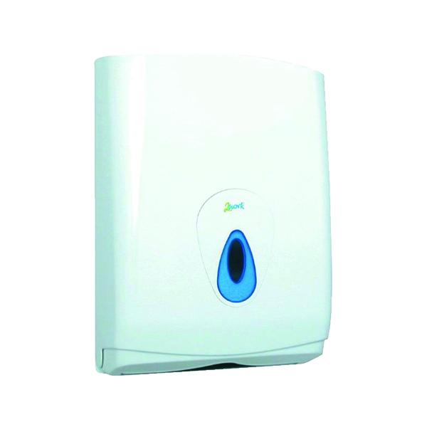 2Work Hand Towel Dispenser (425 x 290 x 145mm) CT34069