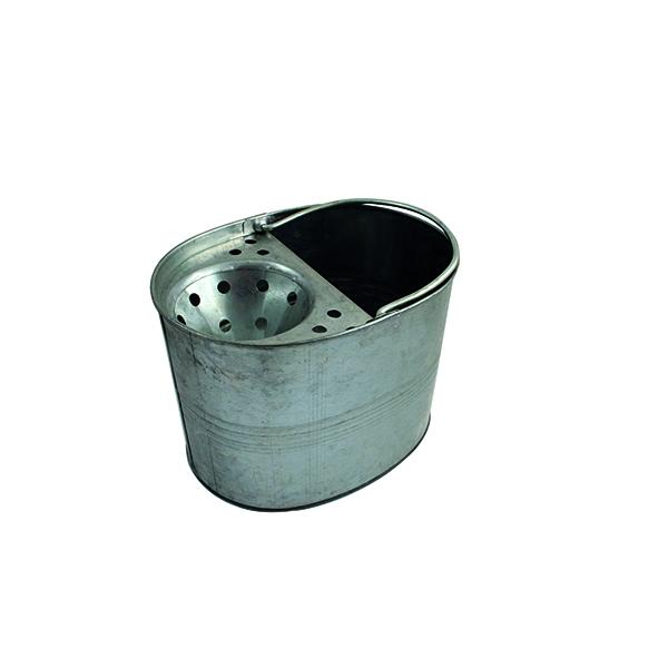 Galvanised Mop Bucket 3 Gallon MB.03