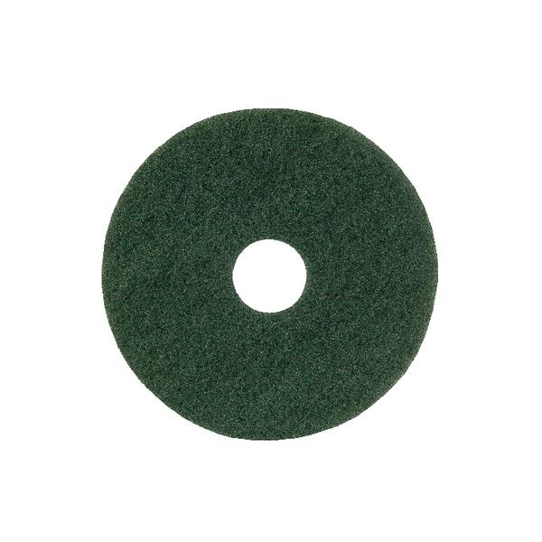 15in Standard Speed Floor Pad Green (Pack of 5) 102603