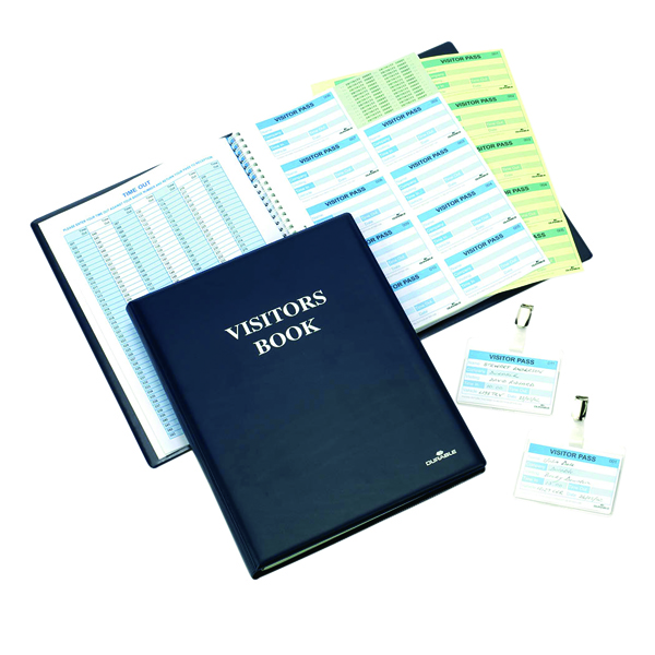 Durable Visitors Book with 300 inserts 1465/00