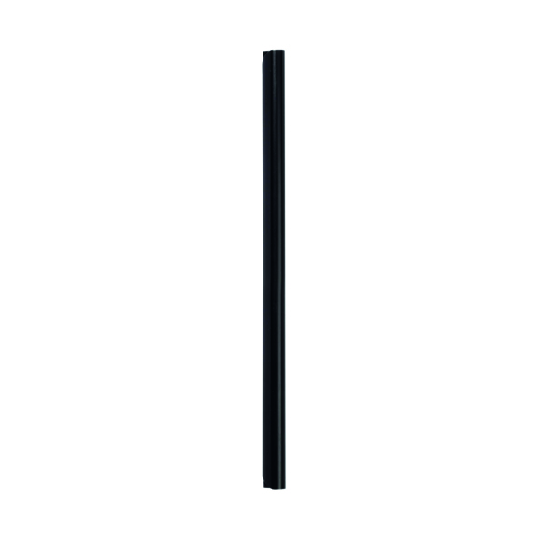 Durable A4 Black 9mm Spine Bars (Pack of 25) 2909/01