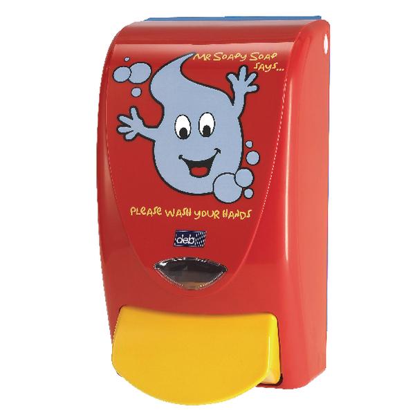 Deb Stoko Mr Soapy Soap Dispenser 1L SSD01P