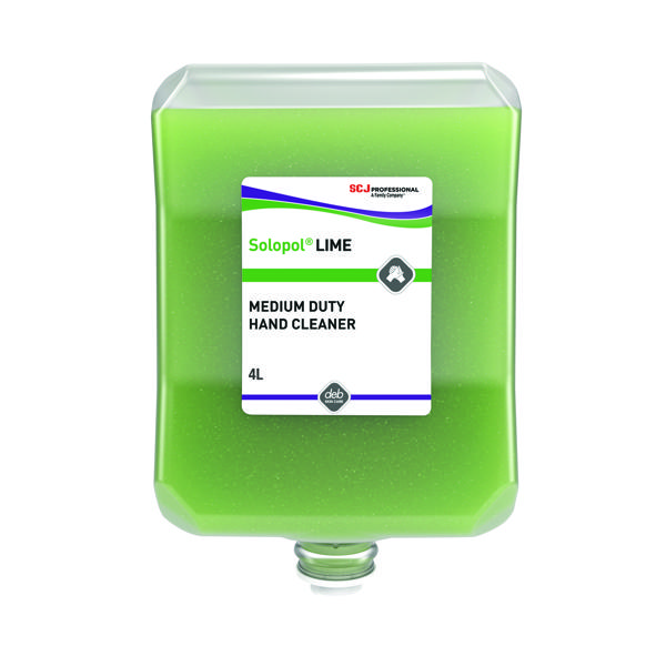 Deb Solopol Lime Wash 4 Litre Cartridge LIM4LTR