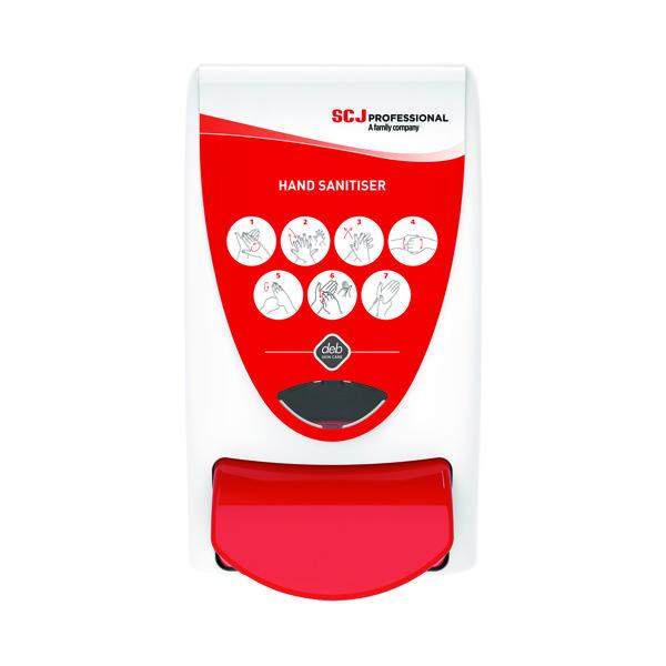 Deb Cutan Foaming Hand Sanitiser Dispenser 1 Litre PROBO1SA
