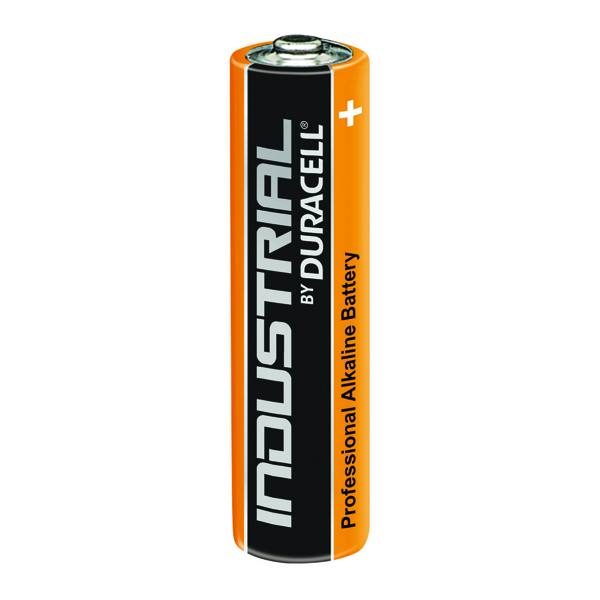 Duracell Industrial AAA Alkaline Batteries (Pack of 10) 81484523