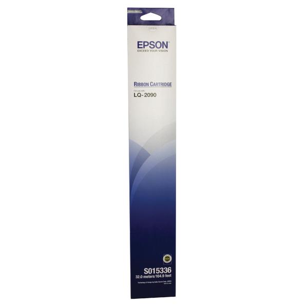 Epson Fabric Ribbon Cartridge LQ-2090 Black C13S015336