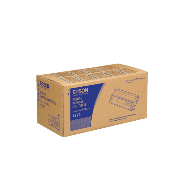 Epson S051222 Return Imaging Cartridge (15,000 page capacity) C13S051222