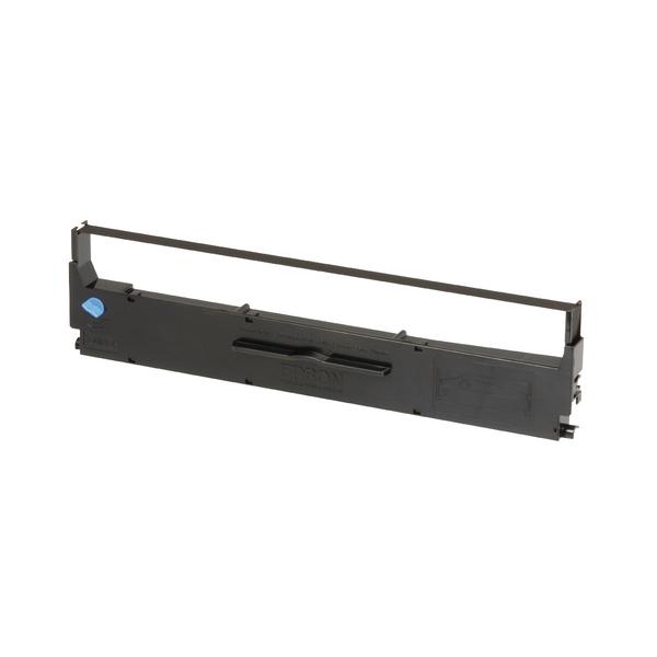 Epson Black Ribbon Cartridge C13S015637
