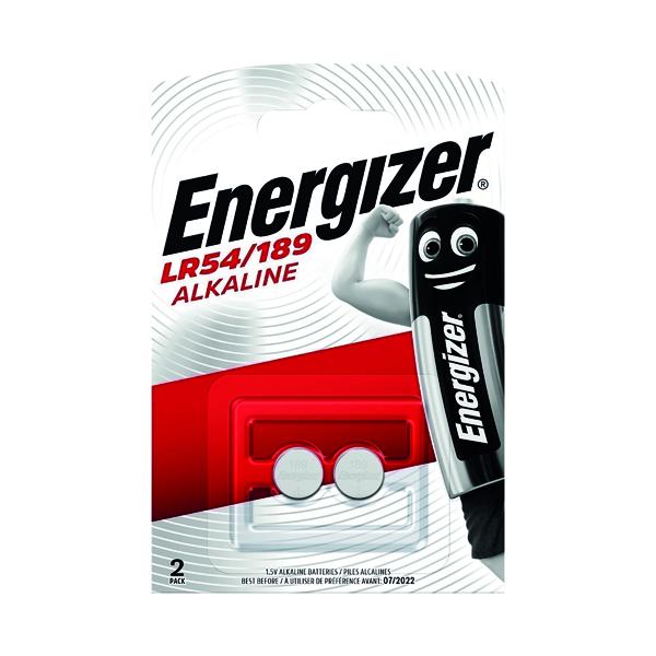Energizer Speciality Alkaline Batteries 189/LR54 (Pack of 2) 623059